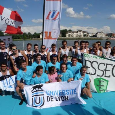 CHAMPIONNAT DE FRANCE UNIVERSITAIRE - MACON - 19 et 20 Mai 2018