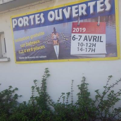 PORTES OUVERTES - CAV - 06 et 07 Avril 2019