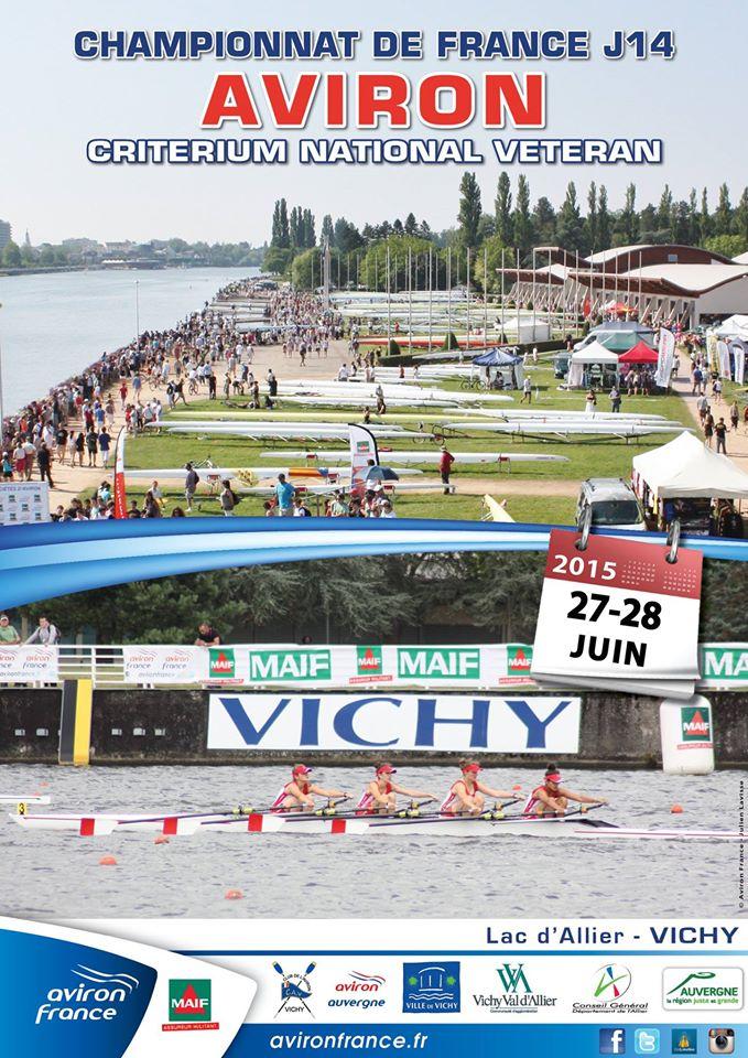 Affiche championnat 2015