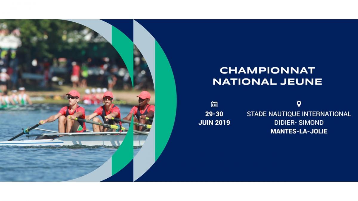 Ffaviron championnat national jeune 2019