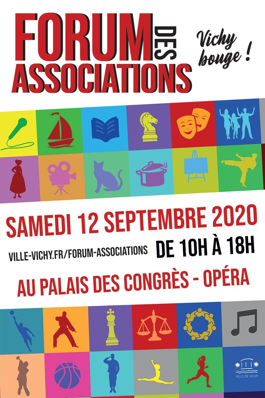Forum associations vichy 2020