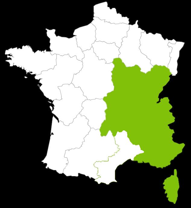 France regionsb