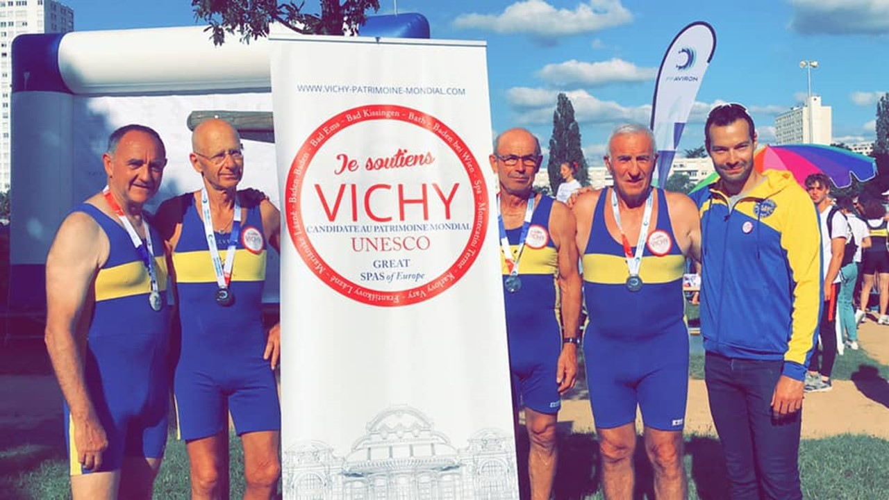 VICE-CHAMPIONS DE FRANCE 2019 MGH4-