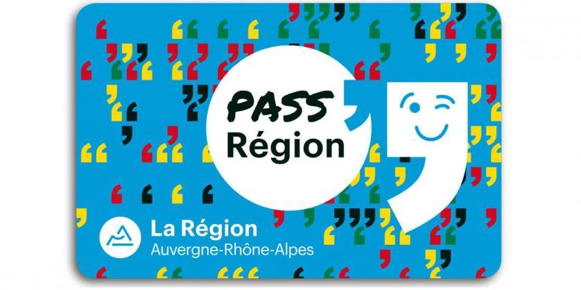 Pass region aura